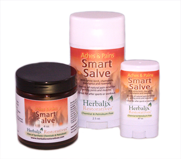 JointPain SmartSalve Organic Aches and Pains Salve for Sports Injuries