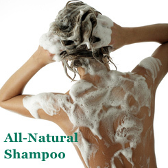 All-Natural Shampoo